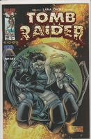 Tomb Raider #10 - Red Foil Dynamic Forces Variant Cover with COA - 0434/1000